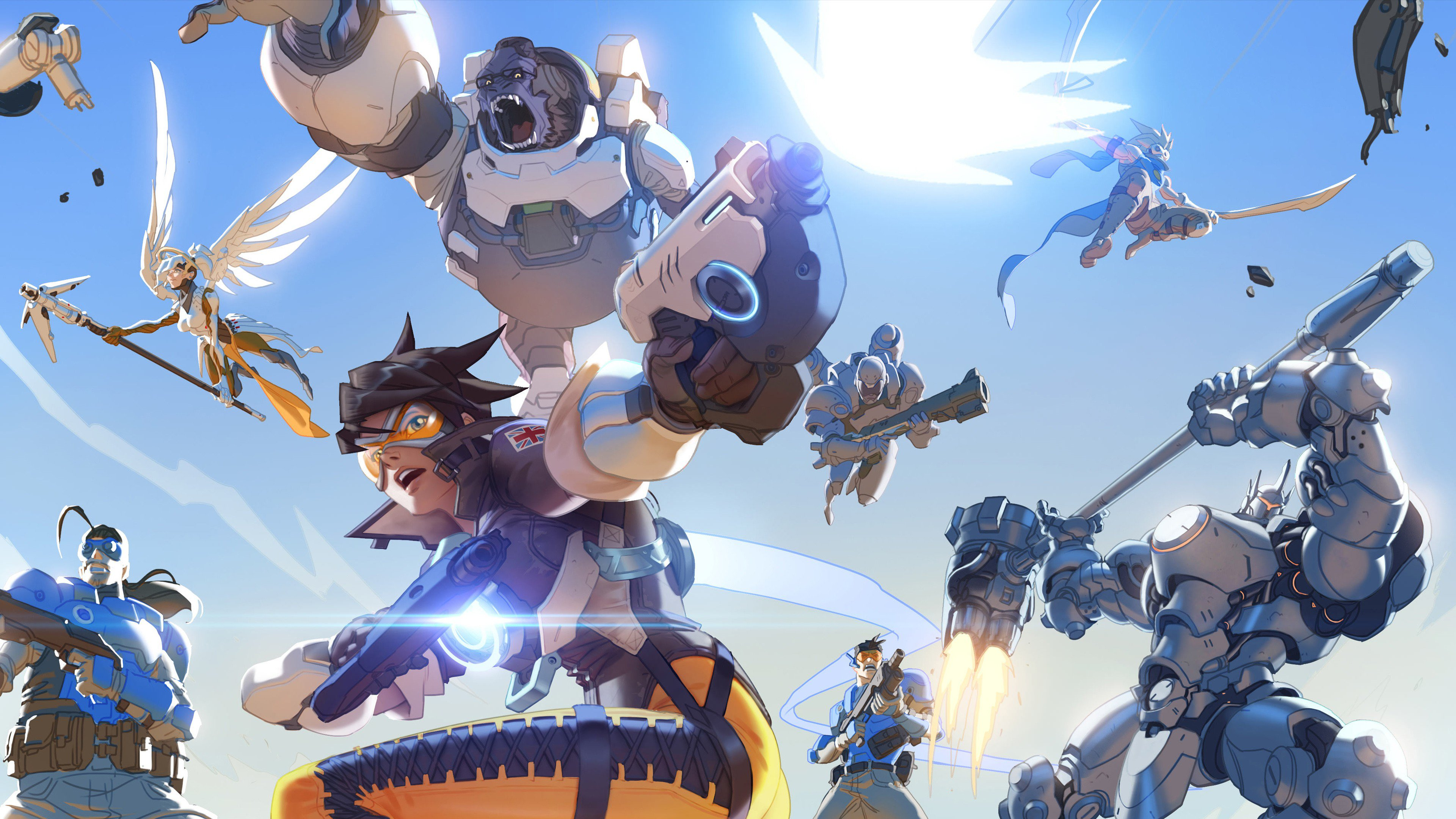 Overwatch es el juego del año segun The Games Choice Awards